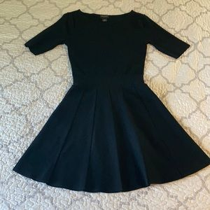 Club Monaco Italian Yarn Little Black Dress